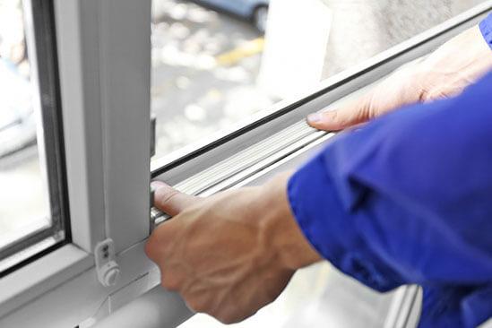 Window instalment