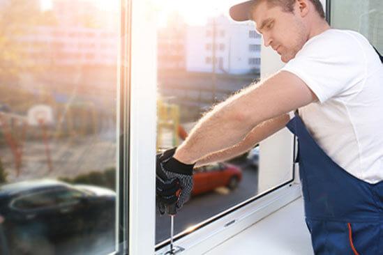 Emergency glazing service